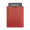 ROYCE RFID Blocking Passport Sleeve in Saffiano Leather~RFID-210-2