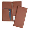 ROYCE RFID Blocking Passport Ticket Organizer in Genuine Leather~RFID-211-5-2