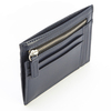 ROYCE RFID Blocking Slim Card Case Wallet in Saffiano Leather~RFID-418-2