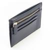 ROYCE RFID Blocking Slim Card Case Wallet in Saffiano Leather~RFID-418-2