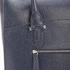 ROYCE RFID Blocking Travel Carryall Laptop Tote Bag in Saffiano Leather~RFID-232-2