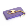 ROYCE Slim Coin and Key Holder Wallet in Genuine Leather~605-5