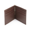 ROYCE Slim Men's Money Clip Credit Card Wallet in Genuine Leather~108-5