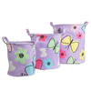 Sweet Butterfly Storage Bins - Set of 3~2A74642KMU