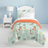 Woodland Friends Twin Mini Bed-in-a-Bag - Green~2A850501GR
