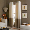 Kendall Grommet Curtain~Ivory*1Q80370