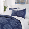 Painted Medallion Microsculpt Duvet Set~2A8647D