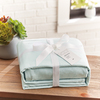 Garment Washed Microfiber Sheet Set~Seafoam*2A8653S