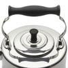 BonJour Tea Stainless Steel and Copper Base 2-Quart Gooseneck Teapot/Tea Kettle~53087