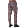 Level 7 Men's Drop Crotch Premium Charcoal Stretch Twill Jeans with Zipper Pockets~LV146543-CHARCOAL
