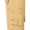 """Level 7 Men's Timber Premium Canvas 13"""" Shorts with Utility Pockets~LV115061-TIMBER"""
