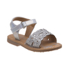 Laura Ashley Embellished Sandals for Toddler Girls~Silver*O-LA81517S