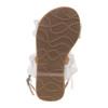 Toddler Girls' Sandals~White *O-LA81620O