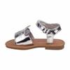 Toddler Girls' Cat Sandals~Silver*O-LA81635N