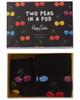 Happy Socks 2 Peas In A Pod Sock Set~10102141130000