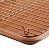 Ayesha Bakeware 2-Piece Cookie Pan Set - Copper~47005