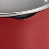 Circulon Genesis Aluminum Nonstick 3-Quart Covered Straining Sauce Pan - Red~14502