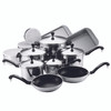 Farberware Classic Stainless Steel 17-Piece Cookware Set~71238