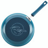 Rachael Ray Classic Brights Hard Enamel Aluminum Nonstick 9.25-inch and 11-inch Skillets Twin Pack - Marine Blue~17642