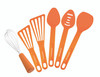 Rachael Ray 6-Piece Kitchen Tool Set - Orange~55737