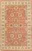 Caesar Classic Spice Rust and Brown Hand Tufted Wool Rug~CAE1124