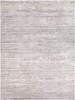 Tibetan Modern Stripe Gray and Taupe Rug~TBT2308