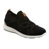 Desire Flow Casual Suede Sneaker~Black*602613WSDE