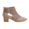 Ivy Sahara Soft Leather Sandal~Coco*602726WBCK