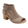 Ivy Sahara Soft Leather Sandal - Wide~Coco*602726WWBCK