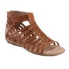 Camellia Marconi Leather Sandal~Sand Brown*602763WLEA