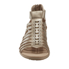 Camellia Marconi Metallic Leather Sandal~602763WMET