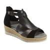 Modena Jasmine Suede Sandal~Black*602801WSDE