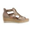 Modena Jasmine Suede Sandal~Ginger*602801WSDE