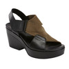 Khaya Kendi Soft Leather Sandal~602830WCLF