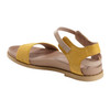 Grove Cameo Soft Leather Sandal~Yellow*602832WBCK