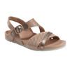 Linden Laguna Soft Leather Sandal - Wide~Blush*602859WWBCK