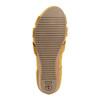 Ficus Gemini Soft Leather Sandal~Yellow*602861WBCK