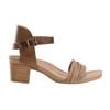 Ivy Symphony Nubuck Leather Sandal~Sand*602909WBCK