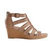 Woodland Sunny Leather Sandal~Light Pecan*602953WLEA