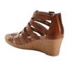 Woodland Sunny Leather Sandal~Sand Brown*602953WLEA