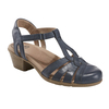 Marietta Capella Leather Mary Jane~Admiral Blue*602967WLEA