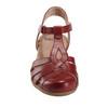 Marietta Capella Leather Mary Jane~Regal Red*602967WLEA