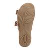 Sand Havana Leather Slide Sandal~Rose Gold*602974WCLF