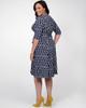 Kiyonna Women's Plus Size Essential Wrap Dress~12131806
