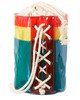 Peace Love World Drawstring Bucket Bag~11602538090000