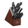 HENCKELS Classic 15-Piece Self-Sharpening Knife Block Set~31185-015