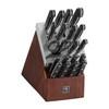 HENCKELS Classic 20-Piece Self-Sharpening Knife Block Set~31185-020