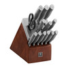 HENCKELS Modernist 14-Piece Self-Sharpening Knife Block Set~17503-014