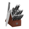 HENCKELS Graphite 14-Piece Self-Sharpening Knife Block Set~17633-014