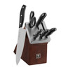 HENCKELS Definition 7-Piece Self-Sharpening Knife Block Set~19485-007